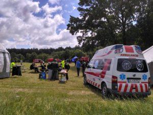 Studenti oboru Urgentní zdravotní péče mají i svoje výukové sanitní vozidlo