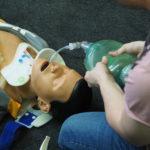 Umělá ventilace endotracheální rourkou