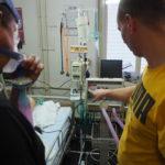 Nácvik neinvazivní ventilace